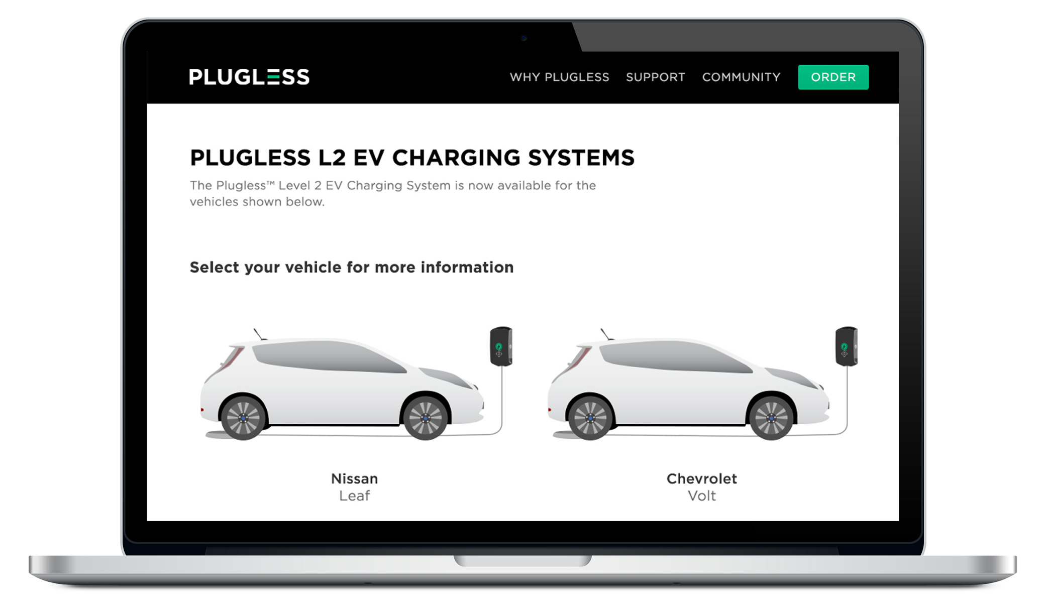 Plugless Power Order Form – Vehicle Order Form